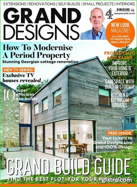 Grand Designs UK – September 2018