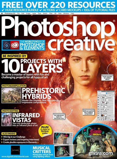 Photoshop Creative – September 2018