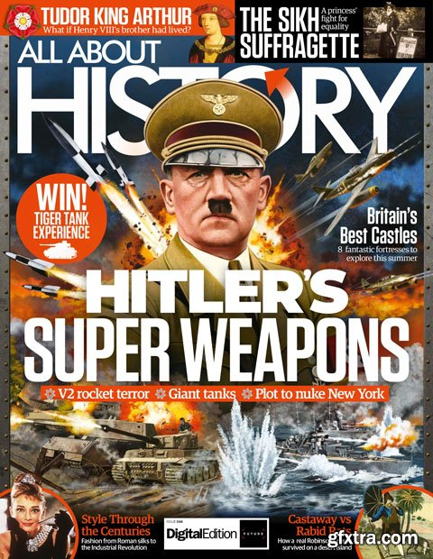 All About History – Issue 68 2018