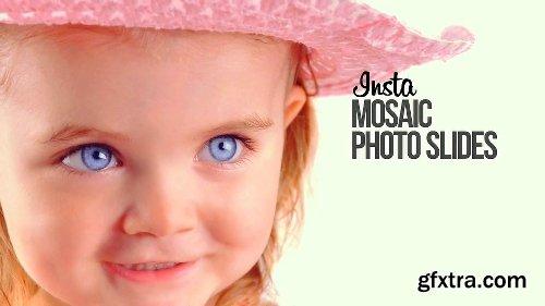 Videohive Insta Mosaic Photo Slides 14068014