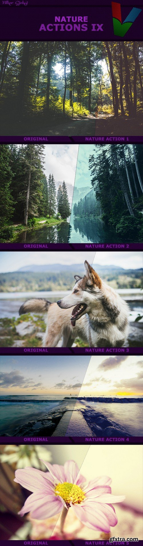 Graphicriver - Nature Actions IX 17929388