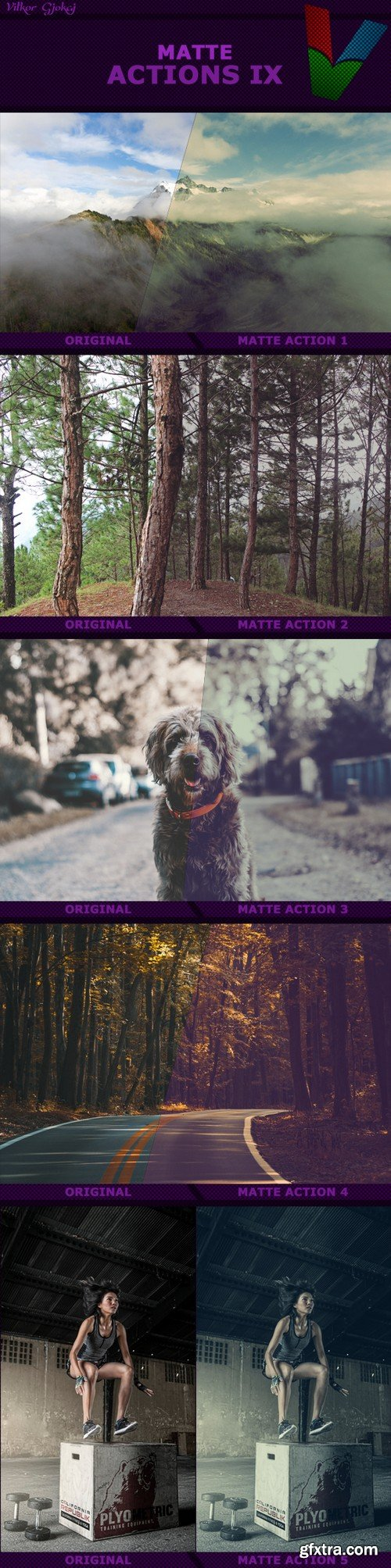 Graphicriver - Matte Actions IX 18149925