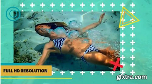 Summer Slideshow - After Effects 100258