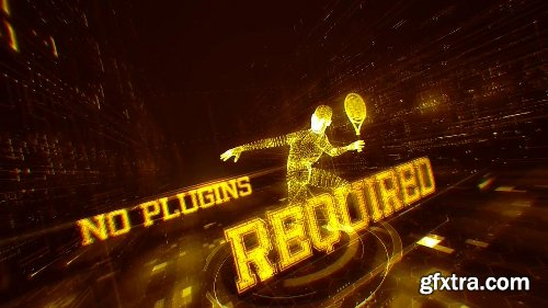 Videohive Plexus Sport Opener 18161123
