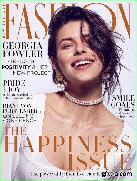 Fashion Quarterly - September 2018