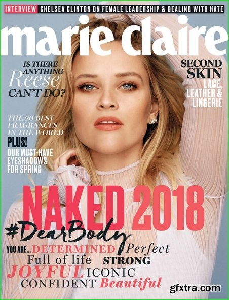 Marie Claire South Africa - September 2018