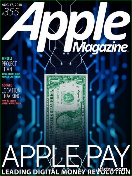 AppleMagazine - August 17, 2018