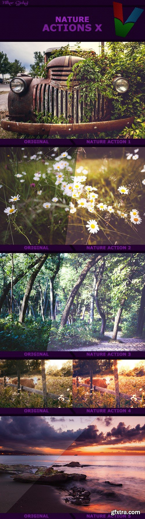 Graphicriver - Nature Actions X 18317319