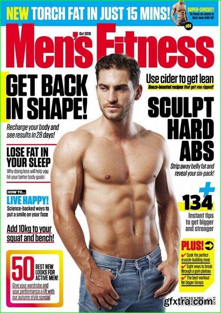 Men\'s Fitness UK - October 2018