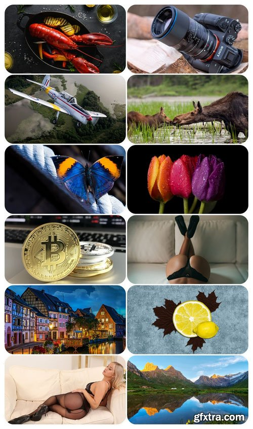 Beautiful Mixed Wallpapers Pack 723