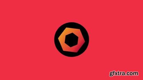 Pond5 - Elegant Flat Style Logo Sting - 074369225