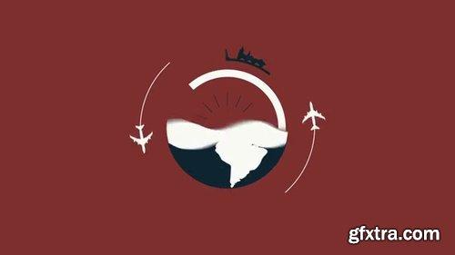 Pond5 - Travel Logo - 074561712