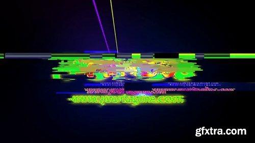 Pond5 - Cyberpunk Logo - 092087388