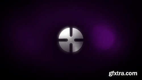 Pond5 - Silver Logo Reveal - 092360423