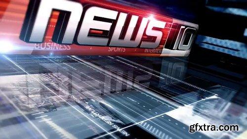 Videohive World News Opener 20233506