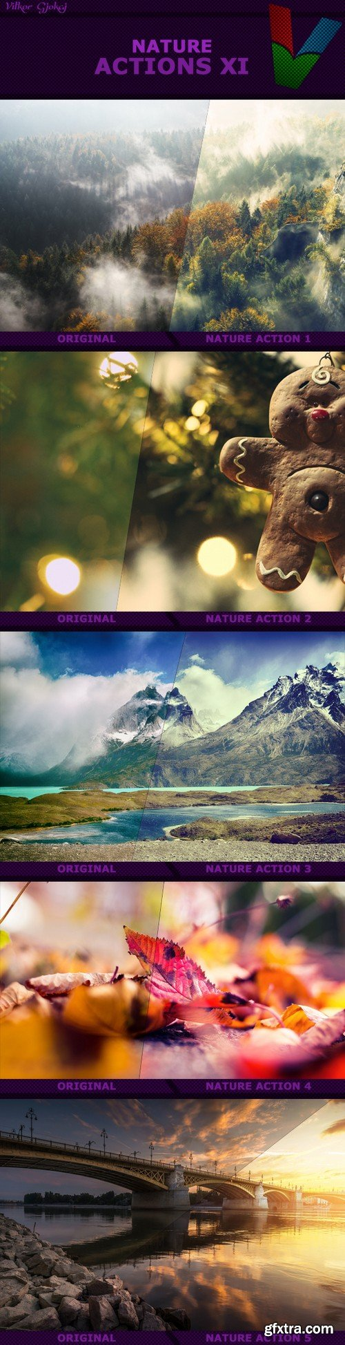 Graphicriver - Nature Actions XI 18893169