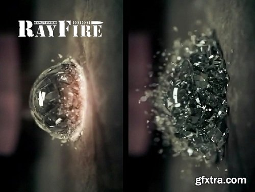 RayFire 1.81 for 3ds Max 2017-2018