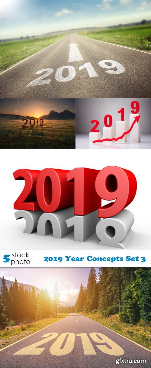 Photos - 2019 Year Concepts Set 3