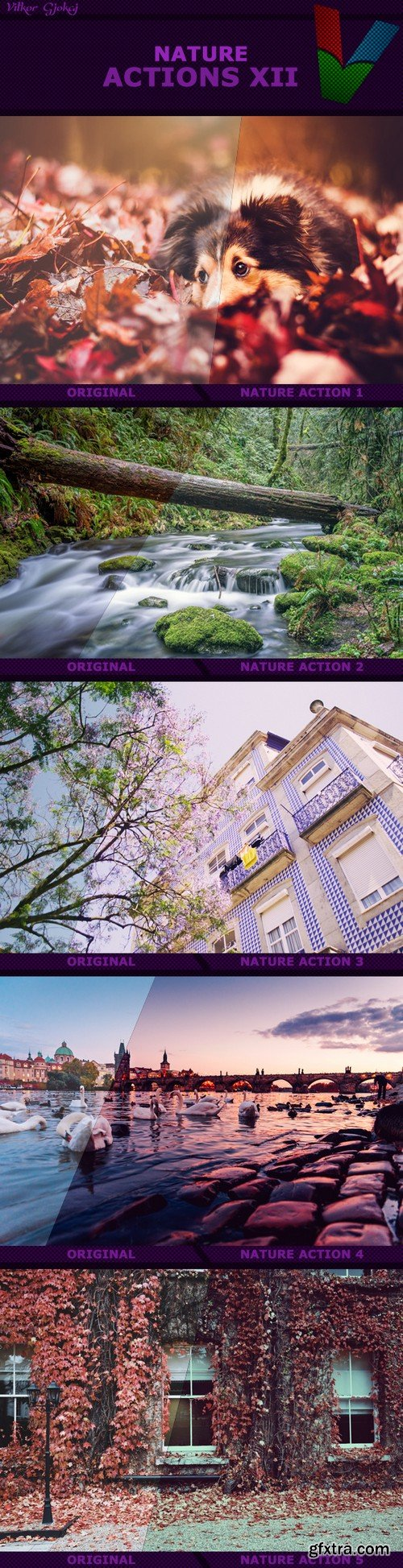Graphicriver - Nature Actions XII 19162546