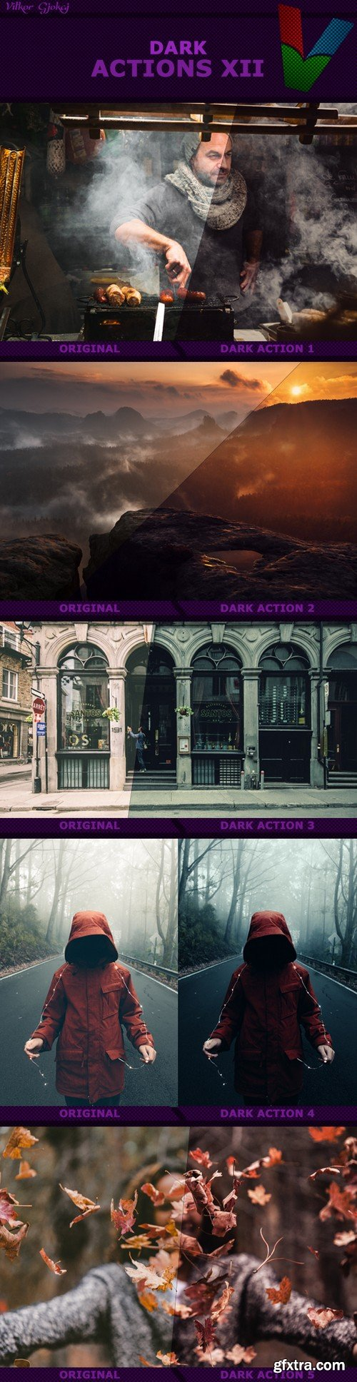 Graphicriver - Dark Actions XII 19165642