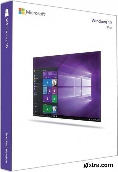 Windows 10 Pro RS1 v.1607.14393.2485 En-us x64 Sept2018 Pre-Activated