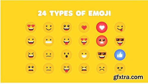Emoji Instagram Transition Toolkit - After Effects 104414