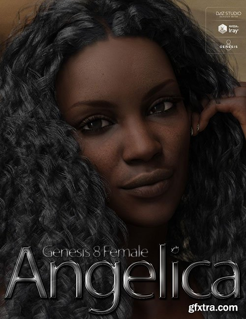Angelica for Genesis 8 Female