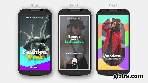 Videohive instagram Stories V.4 22508185
