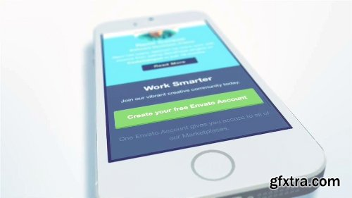 Videohive Promote Your App or Website 6414543