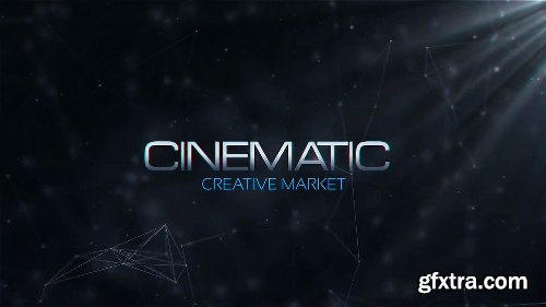 Videohive Cinematic Company Logo 14715446