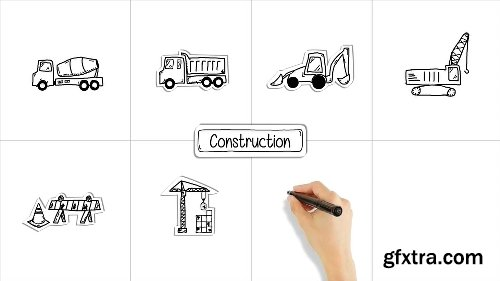Videohive Cartoon Sketch Explainer Toolkit 16151304