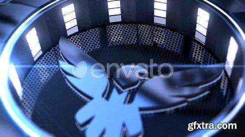 Videohive Metallic 3D Logo Reveal 22272809