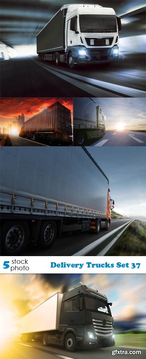 Photos - Delivery Trucks Set 37