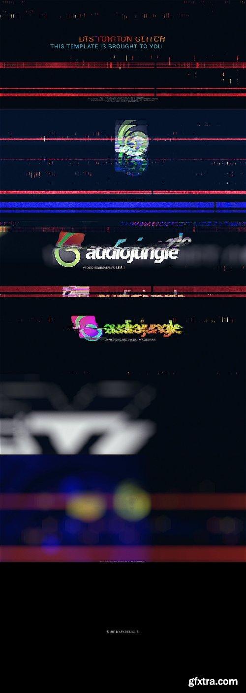 Videohive The Ultimate Glitch Logo Intro V3 | Digital Damage 21459077