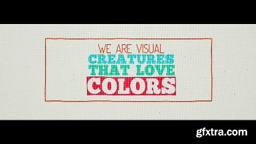 Videohive Kinetic Typography Pack - Story Promo 9231397