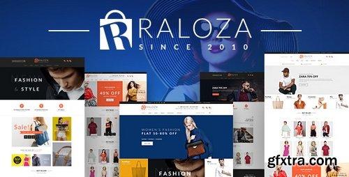 ThemeForest - Raloza v10 - Fashion Responsive PrestaShop Theme - 22295532