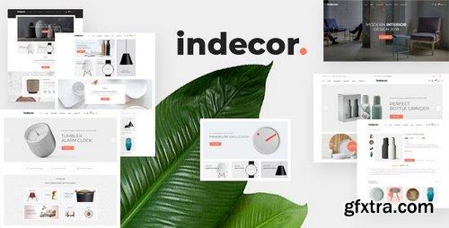 ThemeForest - Indecor v1.0 - Clean & Minimal Opencart Theme - 22446516