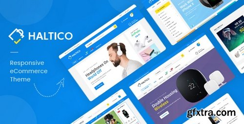 ThemeForest - Haltico v1.0 - Mega Store Prestashop Theme - 22479265