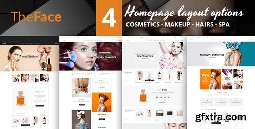 ThemeForest - Theface v1.0 - PrestaShop Theme for Beauty & Cosmetics Store - 22523010