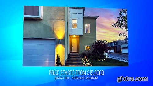 Videohive Real Estate Promo 20920350