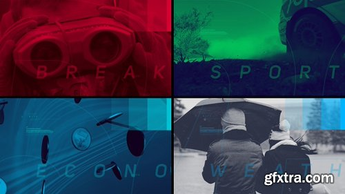 Videohive News Broadcast Pack 18911218