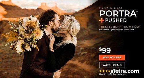 Mastin-Labs 2018 - Portra Pushed Presets Pack v1.2.2 for ACR & Lightroom