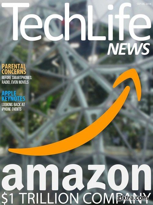 Techlife News - September 08, 2018