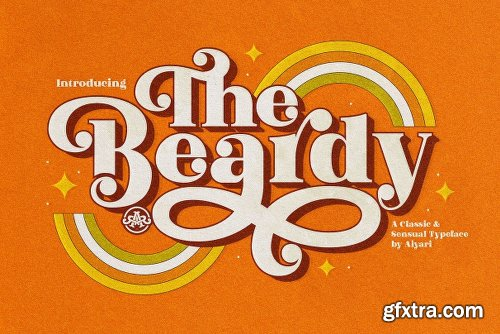 CreativeMarket The Beardy 2910174