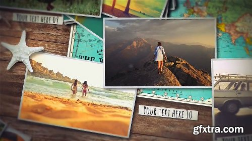 Videohive Travel Video 22377509