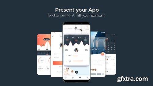 Videohive Switch: PhoneX & S9 App Promo 21588746