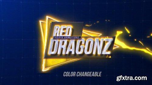 Videohive Red Dragonz 20320881