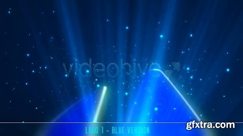 Videohive Cinematic Rays Logo 3064725