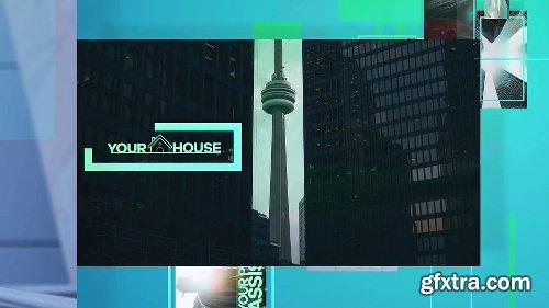 Videohive Cinematic Rays Logo 3064725