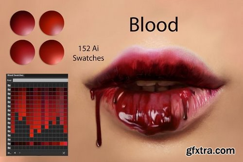 CM - Blood Ai Swatches 2900473